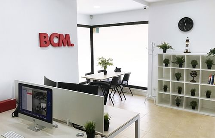 BCM MARKETING B2B Barcelona cover
