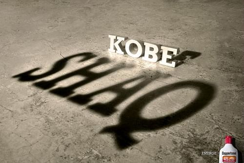 Kobe - Advertising