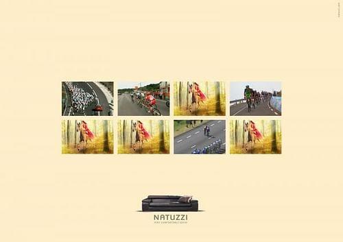 Cycling - Publicidad