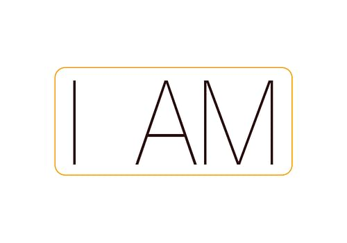 Logo en huisstijlontwikkeling I AM Coaching - Reclame