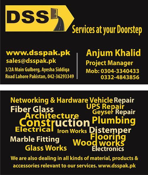 SEO for www.dsspak.pk - SEO