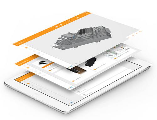 Digital Catalog - Mobile App