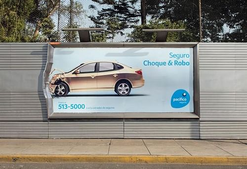 Crash - Advertising