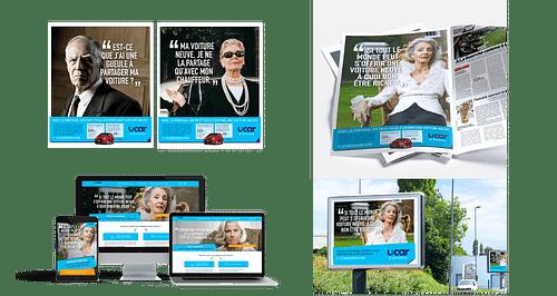 campagne presse affichage et digitale - Stratégie digitale