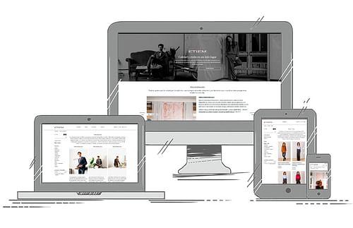 Etiem - Creación de Sitios Web