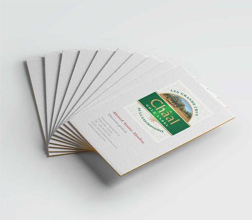 Châal, Gold Label - Image de marque & branding