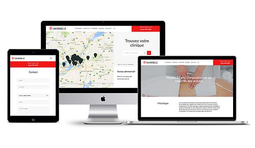 Développement de site web et marketing web - Digital Strategy