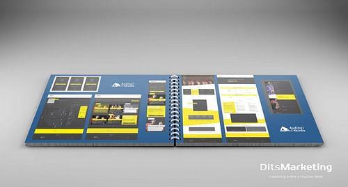 Website design for theaters - Creación de Sitios Web