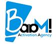 BaaM! Activation Agency logo