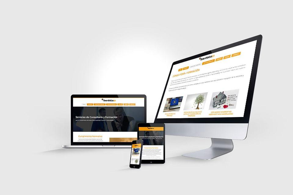 Diseño Web Iberdata21
