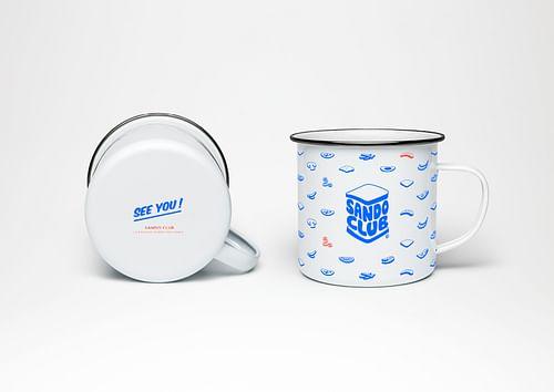 Branding pour un restaurant - Image de marque & branding