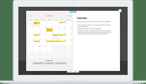 eChalk CMS - Web Application
