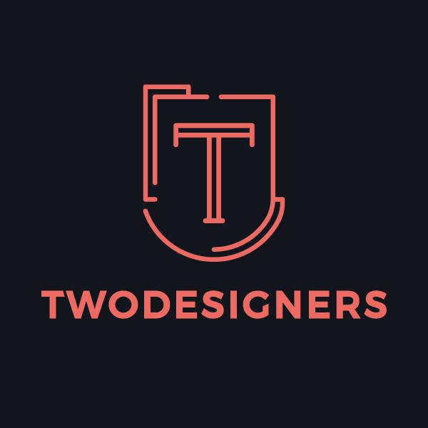 Twodesigners logo