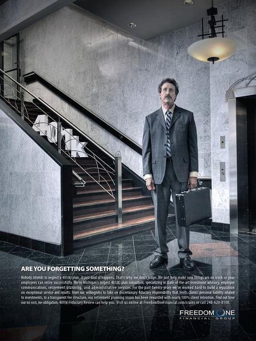 Stairs - Advertising
