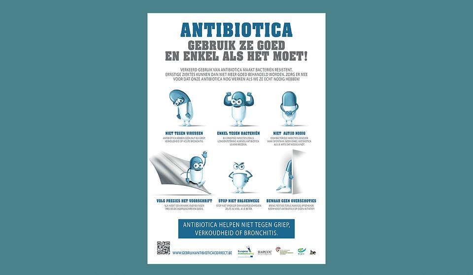"""Antibiotics """"Educational Campaign"""""""