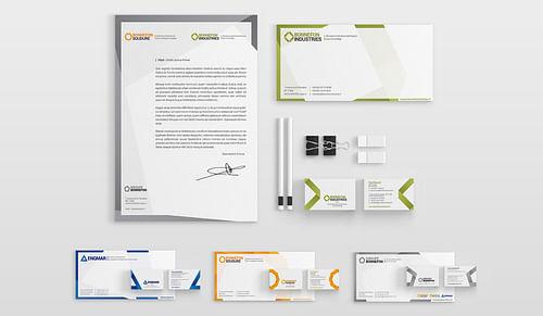 Groupe Bonnefon - Graphisme identitaire - Création de site internet