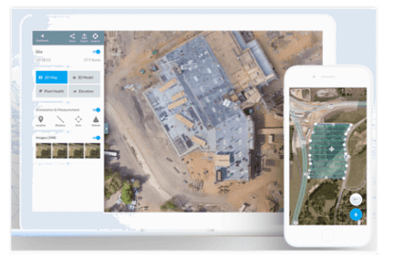 DroneDeploy Soars Above the Competition in White-H - Public Relations (PR)
