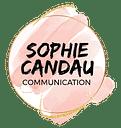 Logo de Sophie Candau Communication