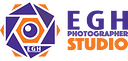 EGH Photographer studio logo