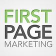 FirstPage Marketing logo