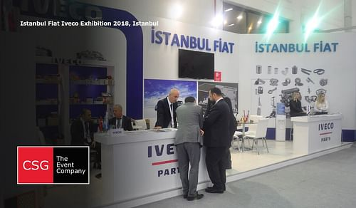 Istanbul Fiat Iveco Exhibition 2018, Istanbul - Event