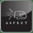 ASPECT design & marketing logo