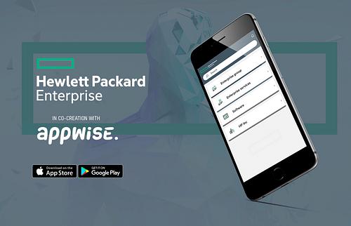 HPE - Mobile App