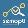 Semopti - Digital Strategy Agency logo