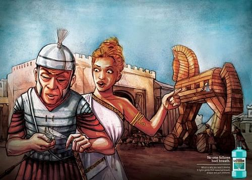 Trojan Horse - Advertising