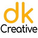 Creative servicios web DK logo