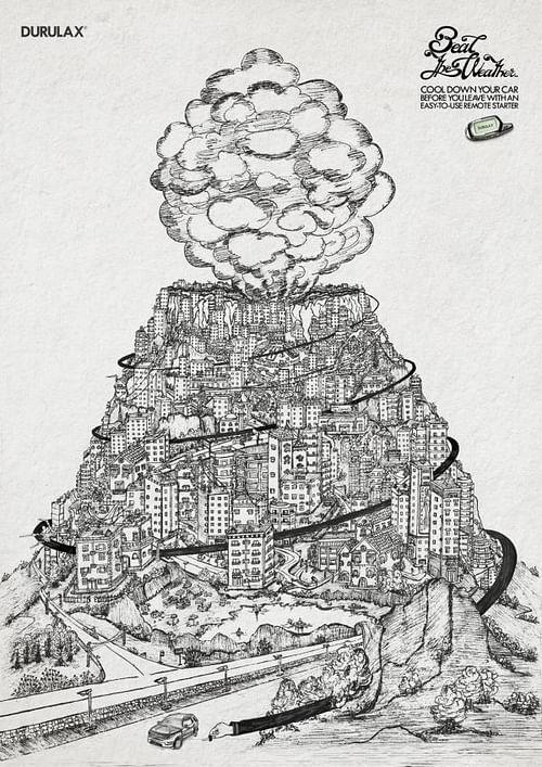 Volcano - Advertising