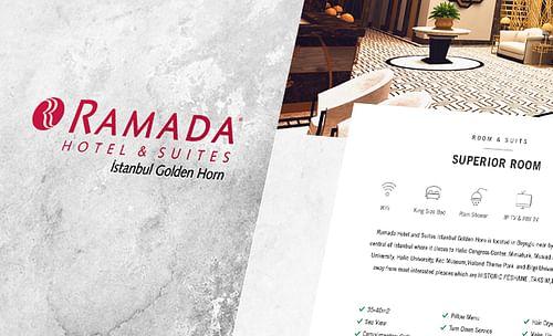 Ramada - Golden Horn - Website Creation