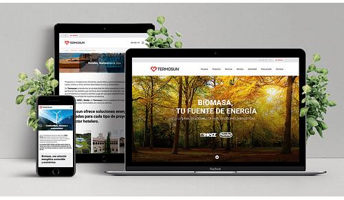 PAGINAS  WEBS  PROFESIONALES, creaciones - Estrategia digital