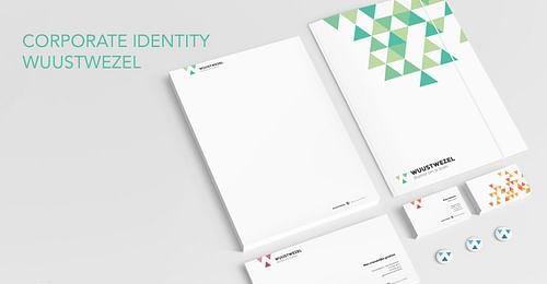 CORPORATE IDENTITY WUUSTWEZEL - Branding & Positionering