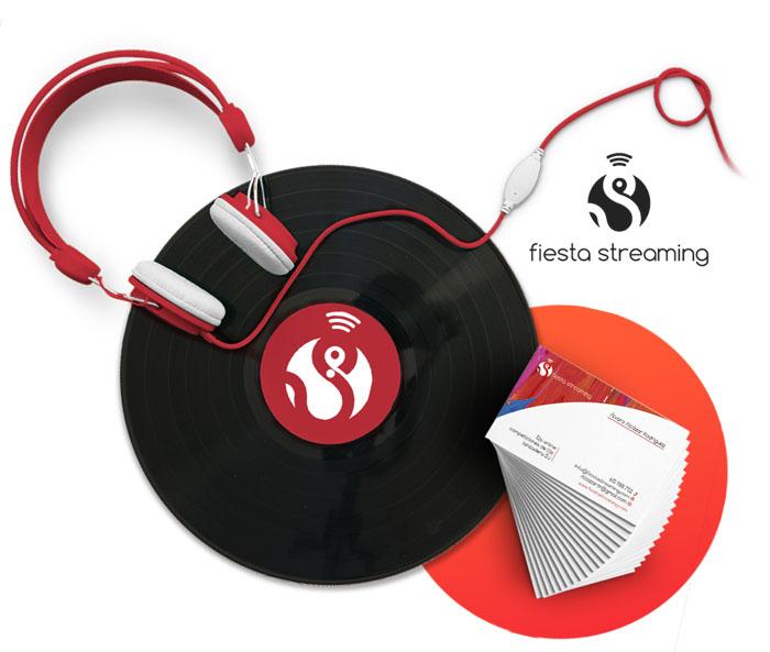 """Creación de marca """"Fiesta streaming"""" - Branding y posicionamiento de marca"""