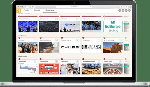 Cronycle - Web Application