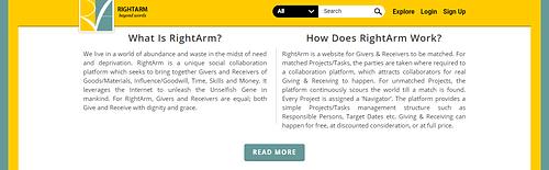 Marketplace-Crowdfunding Portal - Website Creation