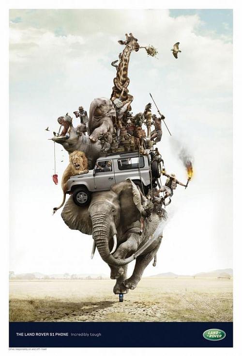 Safari - Advertising