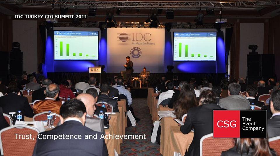 IDC Turkey CIO Summit 2011