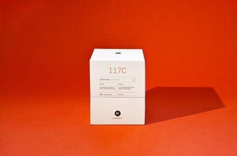 Nunshen Cold Brew - Packaging Design