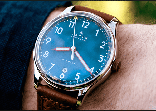 Farer Watches - Content Strategy