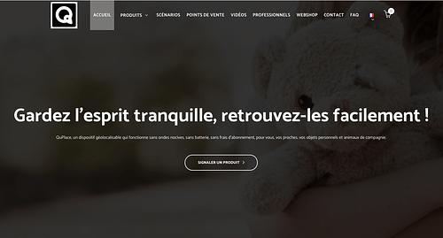 Qu Place - Application web