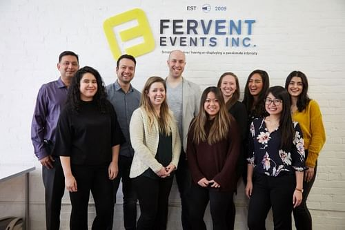 FERVENT EVENTS INC cover