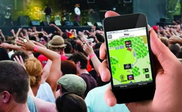 taking the festival experience to a whole new level!
