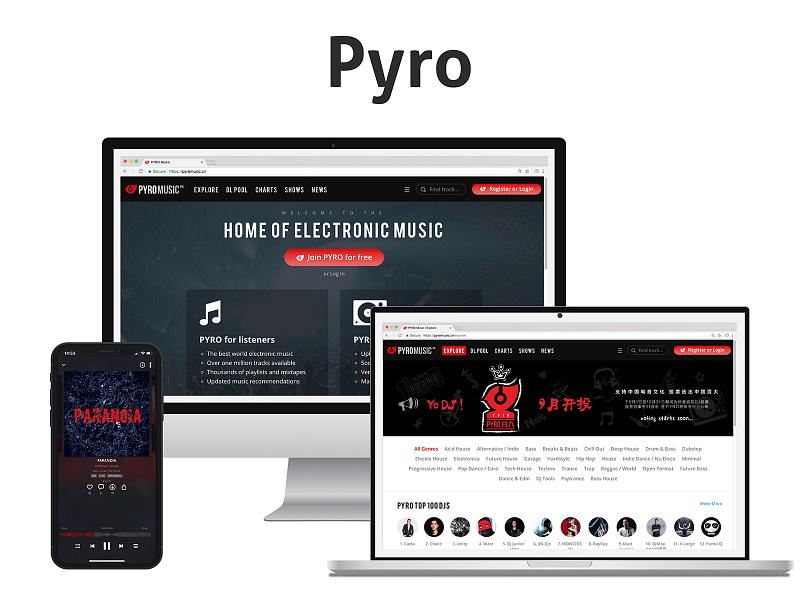 PYRO Music