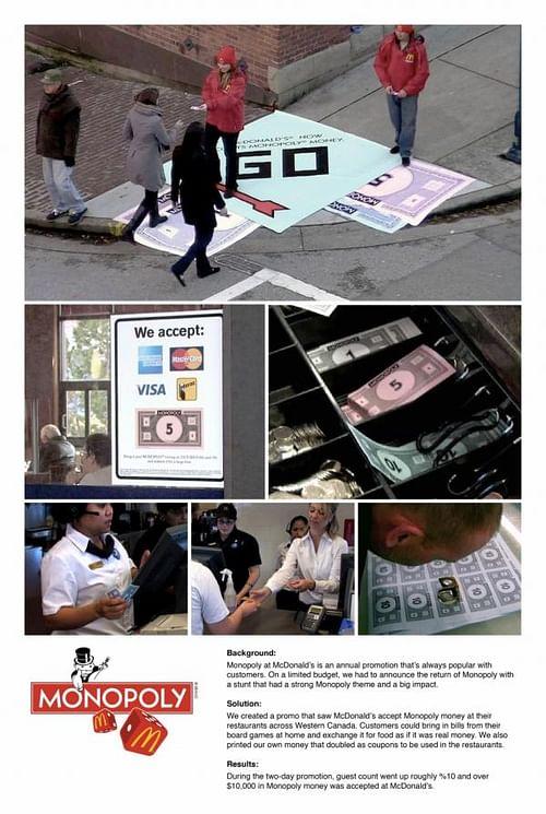 MONOPOLY - Advertising