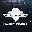 AlienHost logo