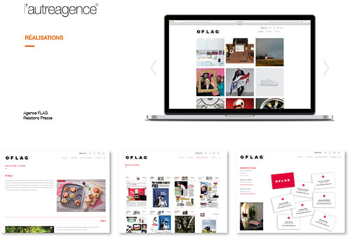 Site internet - Création de site internet