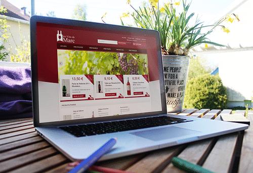 Création d'un site E-Commerce - Création de site internet