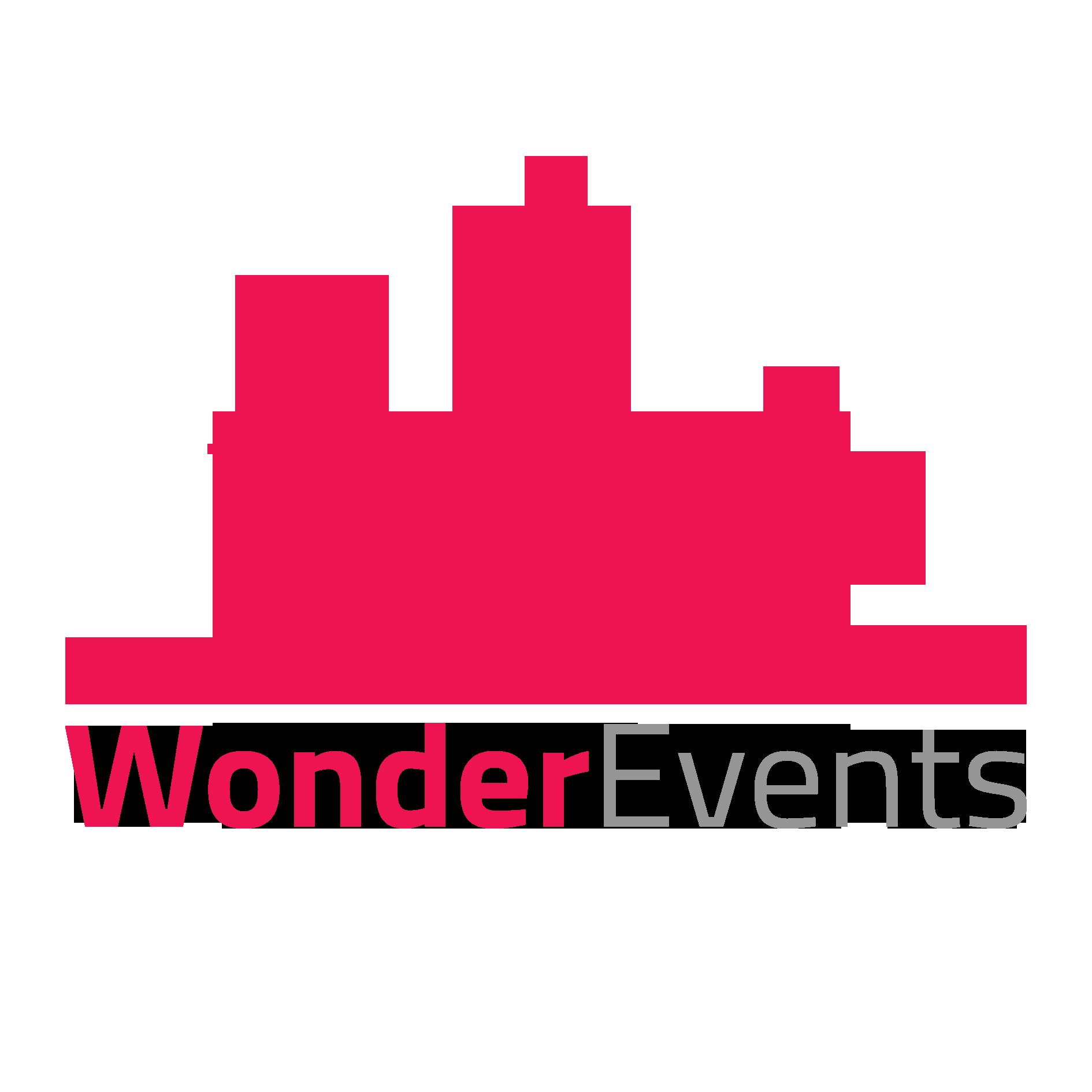 Wonder Events logo